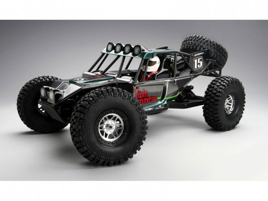 Rock Racer Twin Hammers 1/10ème 4WD - RTR