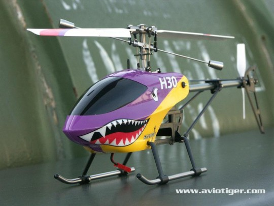 HELICO MONOROTOR H30 2.4G MODE 1