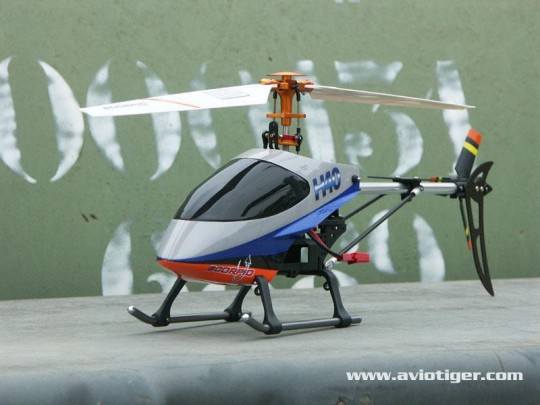 HELICO H40 2.4G MODE 1 FLYBARLESS