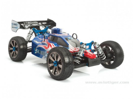 Buggy REBEL S8BX LIMITED EDITION - Thermique