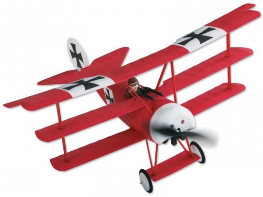 Micro Fokker Dr.1 électrique RTF - 2,4GHz