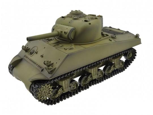 M4A3 SHERMAN - Chars RC électrique RTR