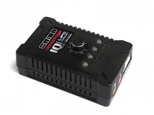 Advantage IQ404 - Chargeur rapide avec équilibrage pour LiPo de 2 à 4S - 11 à 18V - alimentation 110 / 240V incluse