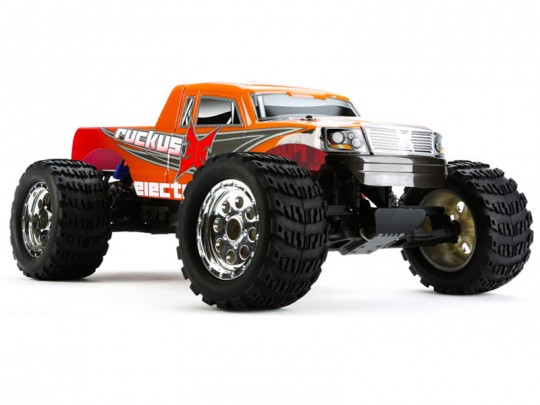 Ruckus V2 1/10 Monster Truck Orange RTR Électrique