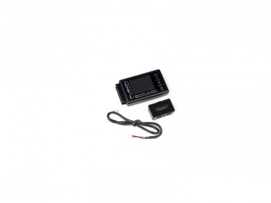 Testeur de batterie LiPo / NiMH avec alarme programmable