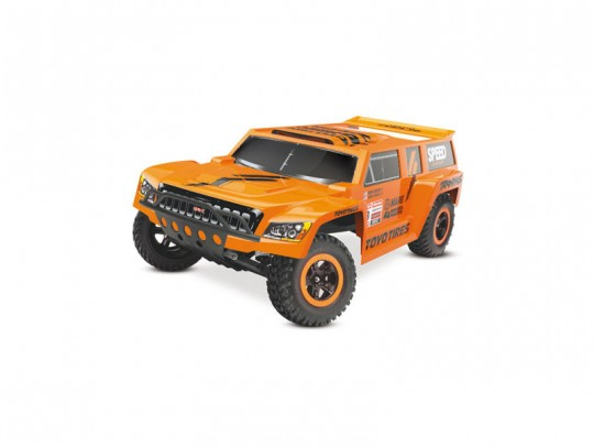 Slash édition Robby Gordon Dakar - 4x2 - 1/10ème brushed