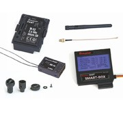Kit de conversion HoTT 2,4 GHz pour radiocommandes mc-24, mc-24iFS
