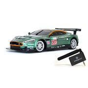 Aston Martin DB9 1/16 pilotée par Smart Phone