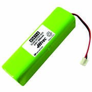 Accu NiMH 9.6V 2000mAh émetteur Hitec Flash/Lynx/Laser/Eclipse/Optic