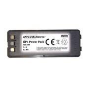 Accu de rechange LiPo 7,4V 750mAh pour voiture Revell 1:14