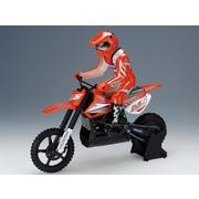 MOTO M5 BRUSHLESS ROUGE ARTR