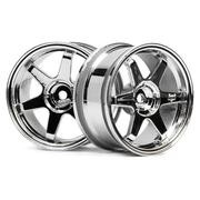 JANTES TE37 CHROME 26MM/3MM