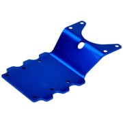 PROTECTION ARRIERE DE CHASSIS ALU ANODISE MTA-4