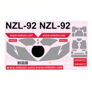 AUTOCOLLANTS POUR NEW ZEALAND