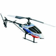 HELICO ELECTRIQUE COMPLET EASYCOPTER STAR 2.4GHZ MODE 1