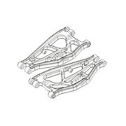 TRIANGLE ARRIERE (2 PCS) - RC809T