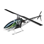 HELICOPTERE ELECTRIQUE TITAN X50E TORQUE TUBE FLYBARLESS KIT