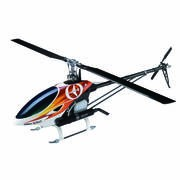 HELICOPTERE X50 KIT FLYBARLESS + MOTEUR RL-53H + RESONATEUR + PALES