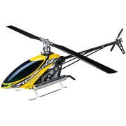 HELICOPTERE G4 THERMIQUE RAPTOR FLYBARLESS KIT