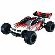 TOMAHAWK ST TRUGGY 1/10 4x4 ROUGE SUPER COMBO
