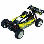 EB-4 G3 JAUNE SUPER COMBO BRUSHLESS (RADIO 2.4G + MOTEUR + VARIO)