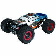 MT-4 G3 BLEU SUPER COMBO BRUSHLESS (RADIO 2.4G + MOTEUR + VARIO)