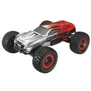 E-MTA MONSTER TRUCK ROUGE ET BLANC