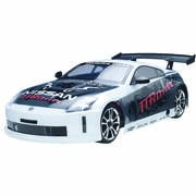 SPARROWHAWK DX DRIFT 350Z BLANC SUPER COMBO + SYSTEM LED TUNING