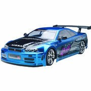 SPARROWHAWK DX DRIFT ZTUNE BLEU SUPER COMBO + SYSTEM LED TUNING
