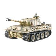 CHAR RC 2.4GHZ 1/16 GERMAN PANTHER METAL (BRUIT/FUMEE)