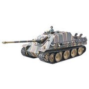 CHAR RC 2.4GHZ 1/16 JAGDPANTHER COMPLET METAL + (BRUIT/FUMEE)