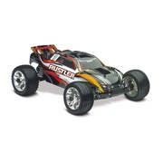 RUSTLER - 4x2 - 1/10 BRUSHED TQ 2.4GHz
