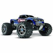 E-MAXX BRUSHLESS EDITION - 4x4 - 1/10 BRUSHLESS - WIRELESS + TELEMETRIE