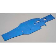 CHASSIS, LOWER (BLUE-ANODIZED,