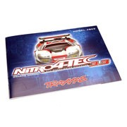 NOTICE D'UTILISATION NITRO 4-TEC (WITH TRX 3.3 RACING ENGINE)