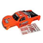 CARROSSERIE PEINTE ET DECOREE ROBBY GORDON SLASH 4X4