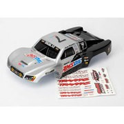 CARROSSERIE PEINTE ET DECOREE AMSOIL SLASH 1/16EME