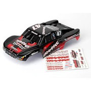 CARROSSERIE SLASH 1/16EME MIKE JENKINS N°47 PEINTE ET DECOREE