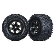 ROUES MONTEES COLLEES X-MAXX (2)