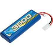 Batterie LiPo 2S Power Pack - 7,4V - 3500mAh - 25C - prise Tamiya