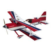 Avion de voltige Ultimate Biplan 3D - 1650mm d'envergure - ARF