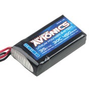 Batterie LiPo 3S Team Orion Avionics - 11,1V - 450mAh - 30C
