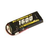 Batterie LiPo Xell Sport 2S 7,4V - 1600mAh 25C - prise Deans
