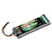 Batterie Rocket Pack stick NiMH 3300mAh - 8,4V avec connecteur Tamiya