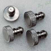Bouchons aluminium pour durit (x4)