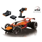 Buggy Hell Storm Revellutions 1/18ème RTR - 2,4GHz