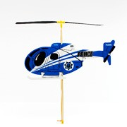 CopterToy police