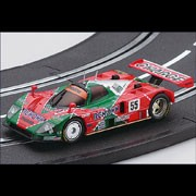 DSLOT43 MAZDA 787 No.55 RENOWN 1991 LM WINNER