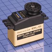 Servo BLS 251 Brushless numérique 3,8kg - pignonnerie en métal