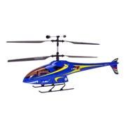 Hélicoptère birotor LAMA V4 bleu - électrique - RTF avec émetteur 2.4GHz